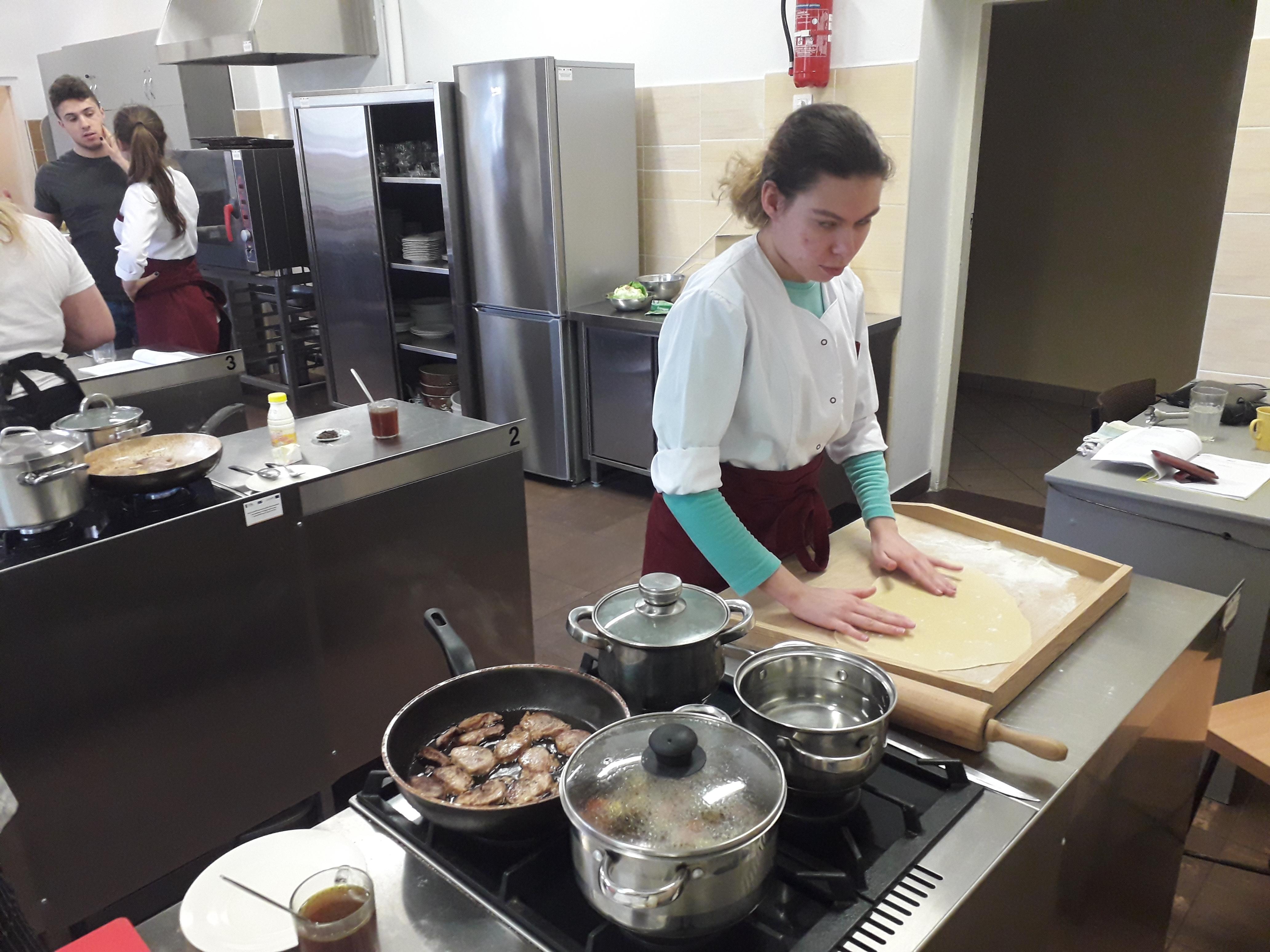 Kuchnia Mazowiecka Fabryka Inicjatyw Branżowych